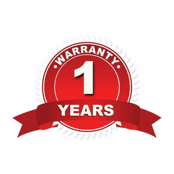 1 an d'extension de garantie