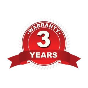 Extension de garantie de 3 ans
