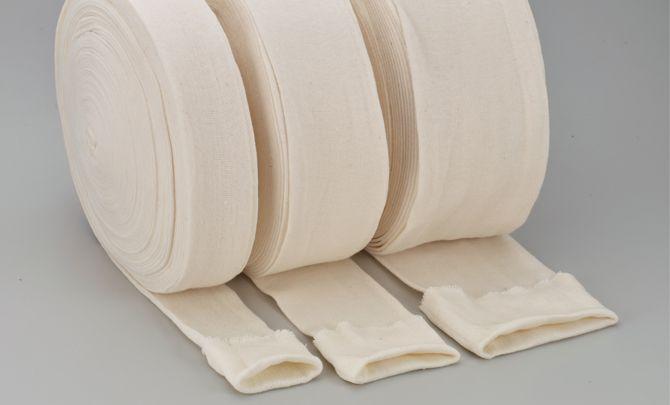 Manchon coton / polyester